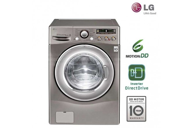 Lavadora / Secadora LG 14 Kg WD1357RD