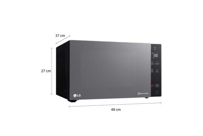 Horno Microondas LG MS0936GIR9