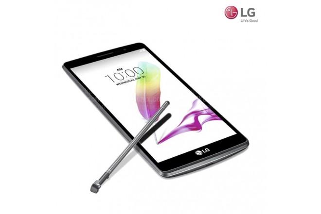 Celular 4G LG G4 Stylus Plateado