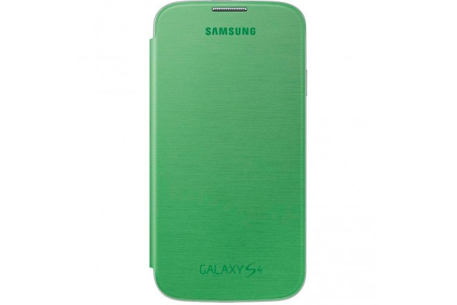 Flip Cover Verde SAMSUNG para Galaxy S4