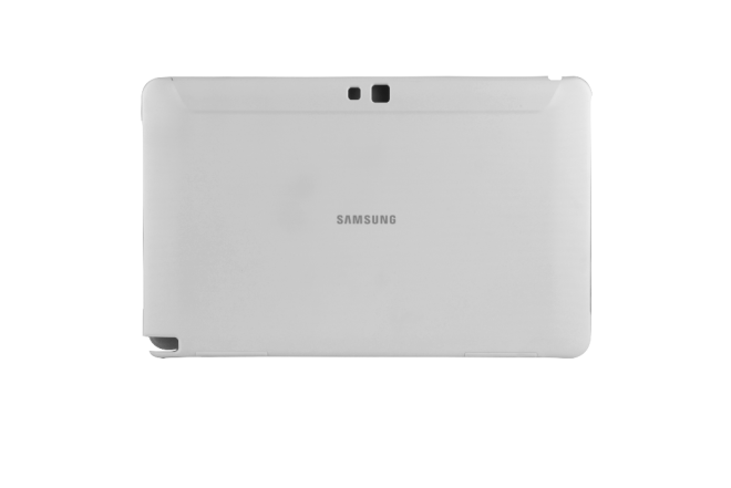 Book Cover Smart PC SAMSUNG Blanco (Accesorios)