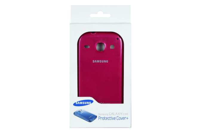 ProtecCover SAMSUNG Galaxy Core Rosado