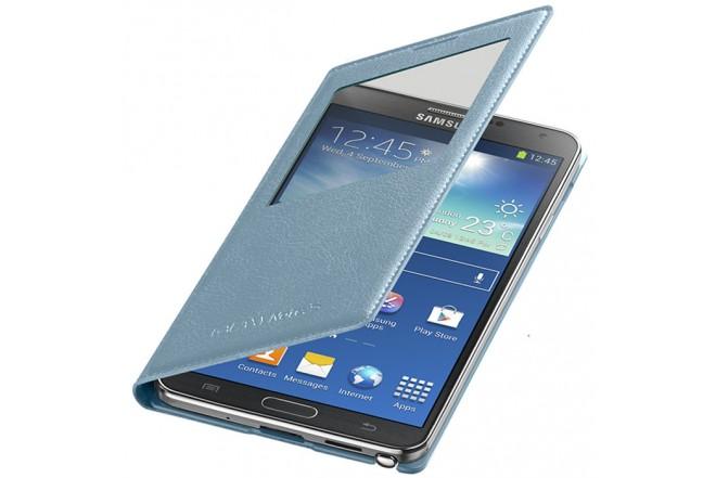 Sview Cover Cuero SAMSUNG para Galaxy Note 3 Ind