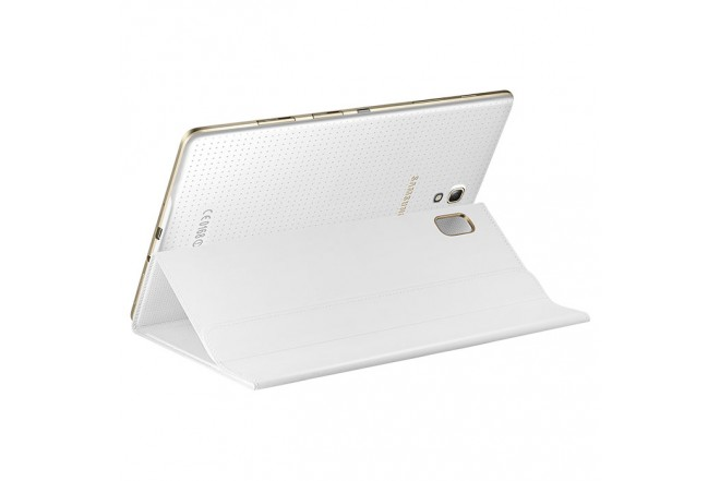 "Book Cover SAMSUNG para Galaxy Tab S 10.5"" Blanco"