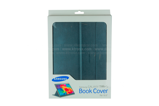 """Book Cover SAMSUNG Tab S 10.5 """" Negro"""