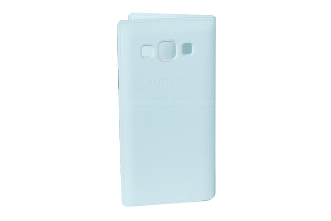 Flip Cover SAMSUNG Galaxy A3 Blanco