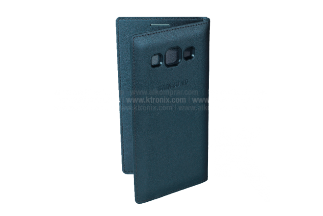Flip Cover SAMSUNG Galaxy A3 Charcoal