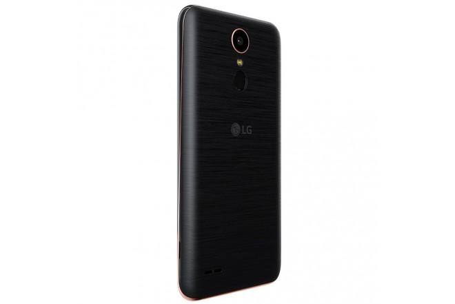 Celular Libre LG K10 (2017) 4G Negro SS