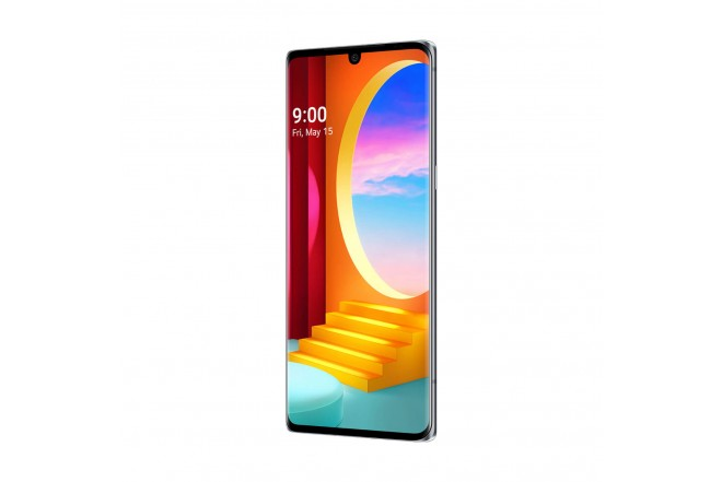 Celular LG VELVET 128GB Gris-5