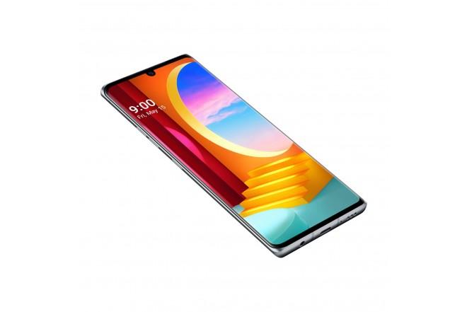 Celular LG VELVET 128GB Gris-9