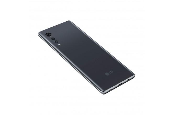Celular LG VELVET 128GB Gris-10
