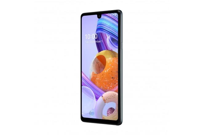 Celular LG K71 128GB Gris-6