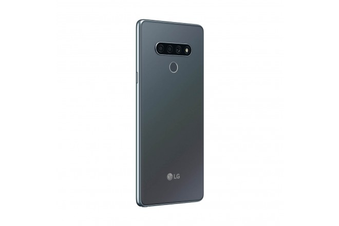 Celular LG K71 128GB Gris-7