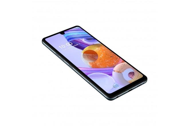Celular LG K71 128GB Gris-8