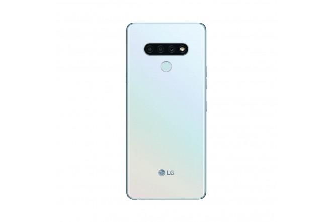 Celular LG K71 128GB Blanco-3