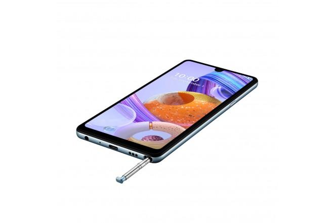 Celular LG K71 128GB Blanco-8