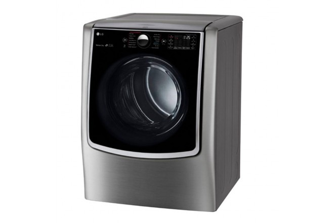 Secadora LG 22KG DLGX5001V Silver4