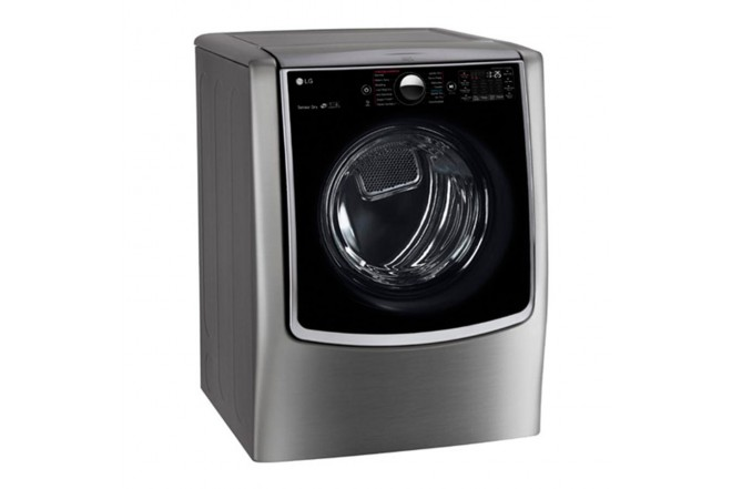 Secadora LG 22KG DLGX5001V Silver3