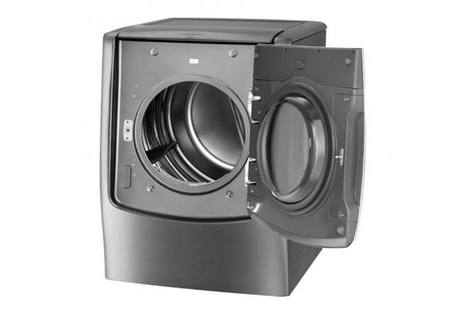 Secadora LG 22KG DLGX5001V Silver5