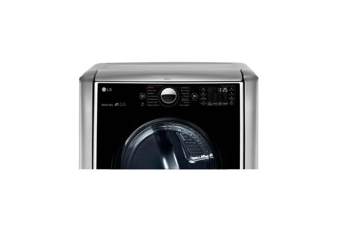 Secadora LG 22KG DLGX5001V Silver7
