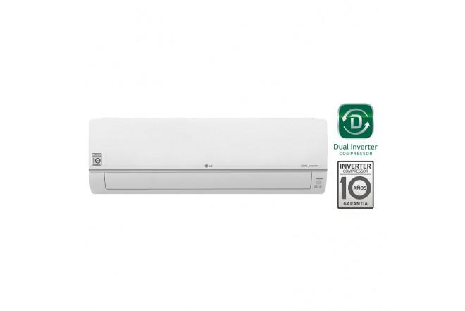 Aire acondicionado LG Inverter 12.000 BTU VM121C7 Blanco 3