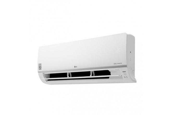 Aire Acondicionado LG 18000 BTU Tipo Split Inverter Dual Cool 220V Blanco4
