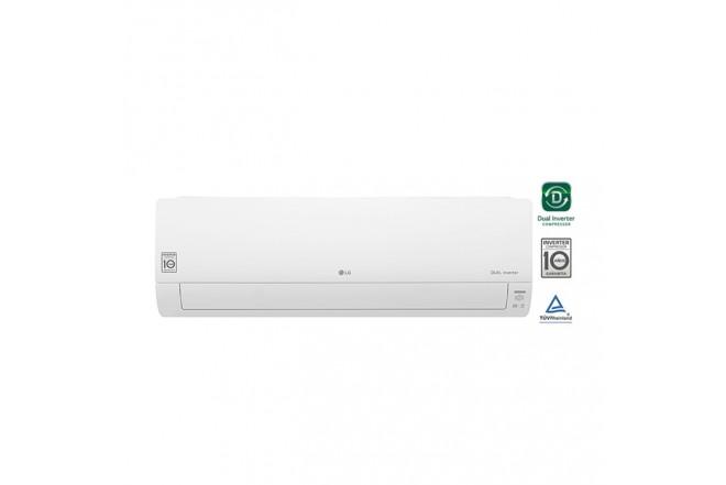 Aire Acondicionado LG 24000 BTU Tipo Split Inverter Dual Cool 220V Blanco2