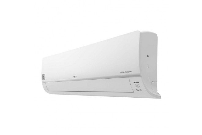 Aire Acondicionado LG Inverter 24000BTU VM242C7 220V Dual Cool Blanco4