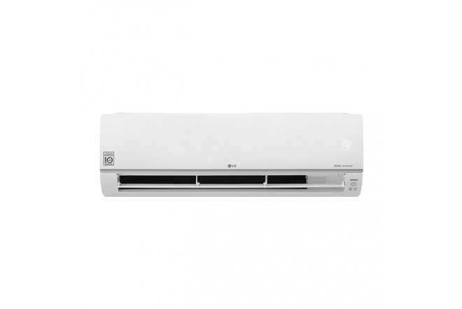 Aire Acondicionado LG 24000 BTU Tipo Split Inverter Dual Cool 220V Blanco5