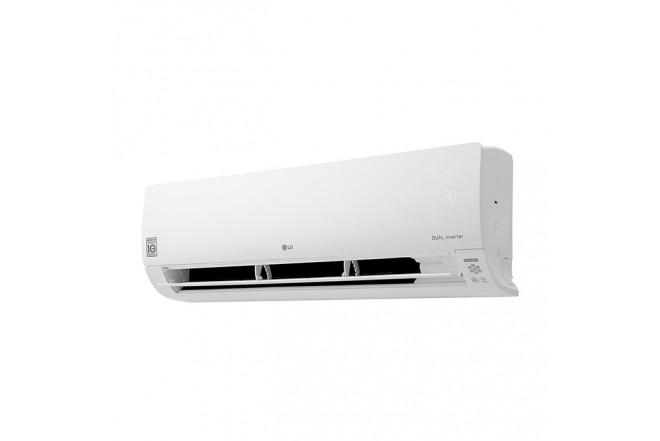 Aire Acondicionado LG 24000 BTU Tipo Split Inverter Dual Cool 220V Blanco4