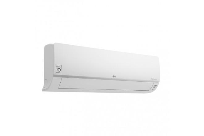 Aire Acondicionado LG 24000 BTU Tipo Split Inverter Dual Cool 220V Blanco1