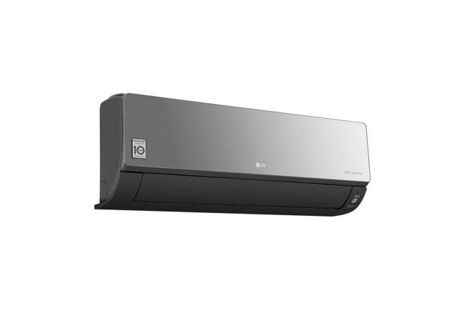 Aire Acondicionado LG Inverter 9000 BTU VR092 220V Negro2