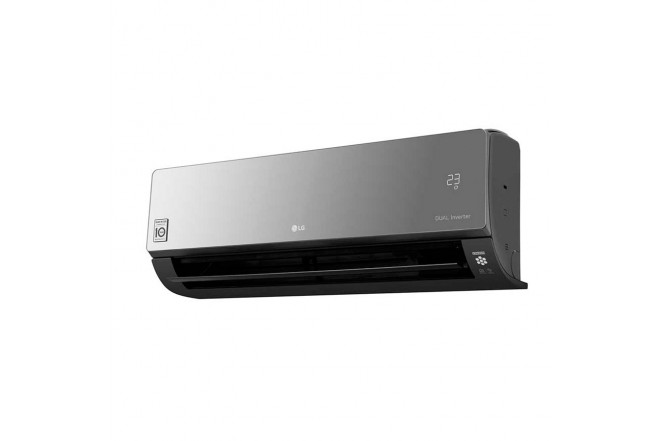 Aire Acondicionado LG Inverter 12000 BTU VR122 220V Negro6