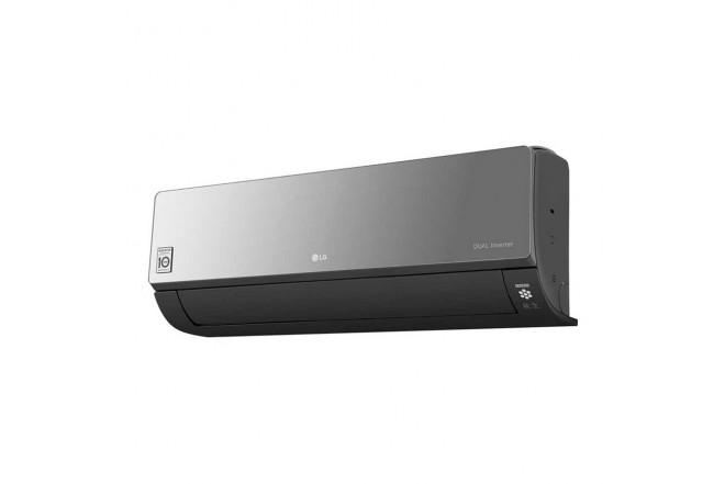 Aire Acondicionado LG Inverter 18000 BTU VR182 220V Negro6