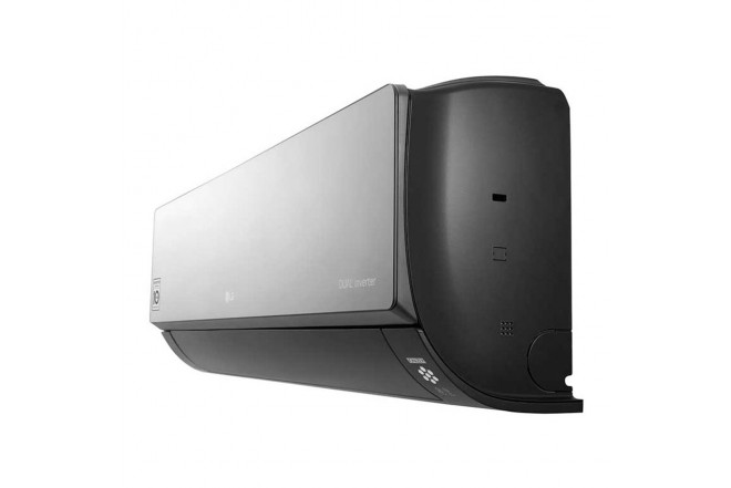 Aire Acondicionado LG Inverter 18000 BTU VR182 220V Negro3