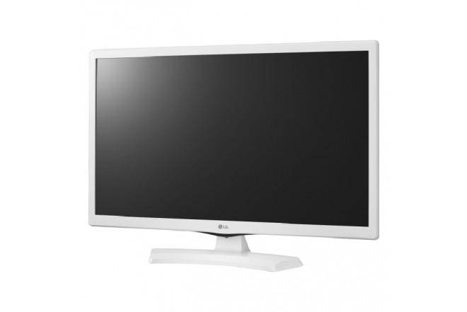 "TV 24"" 60cm LG LED 24MT48VF HD Blanco"