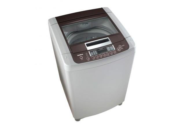 Lavadora LG 18Kg WT18DP Silver1