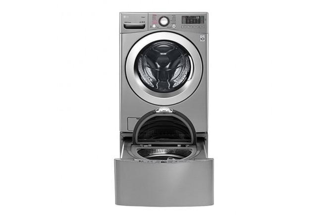 Combo Lavadora / Secadora LG TWINWash CF 20 Kg WD20VVS6 + WD100 2