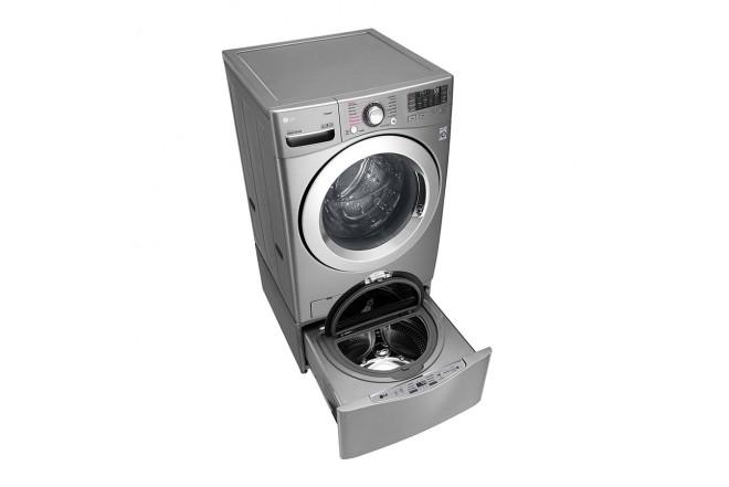 Combo Lavadora / Secadora LG TWINWash CF 20 Kg WD20VVS6 + WD100 5