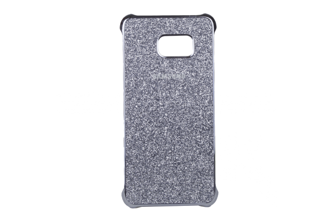 Glitter Cover S6 SAMSUNG edge Plus Silver