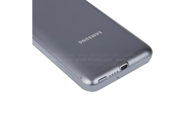 Batería Wireless SAMSUNG S6 edge Plus Silver