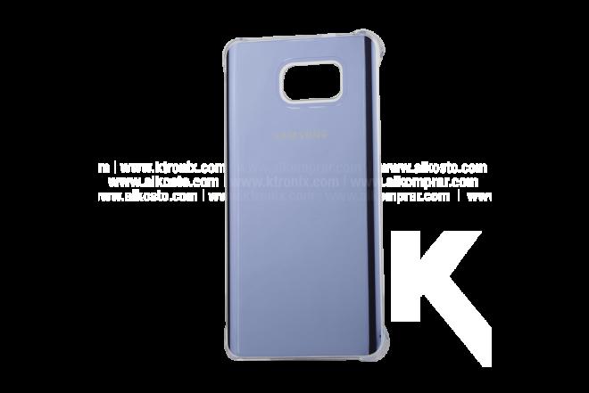 Glossy Cover SAMSUNG Note 5 Azul/Negro