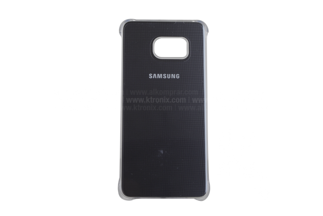 Glossy Cover SAMSUNG Note 5 Silver