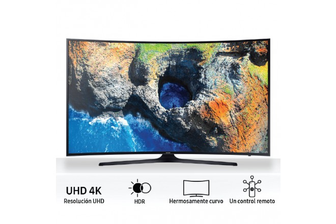 "TV 49"" 124cm SAMSUNG LED 49MU6300 UHD Internet"