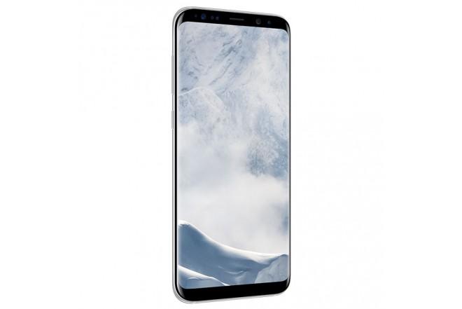 Celular libre SAMSUNG Galaxy S8 Plus DS 4G Plateado GRATIS  Wireless Charger + 6 Meses de Mobile Care