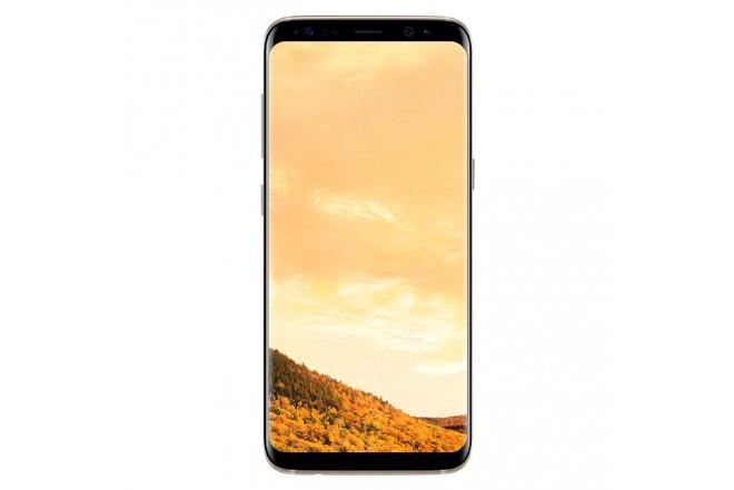 Celular libre SAMSUNG Galaxy S8 Plus DS 4G Dorado