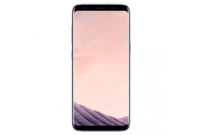 Celular libre SAMSUNG Galaxy S8 DS 4G Gris Violeta