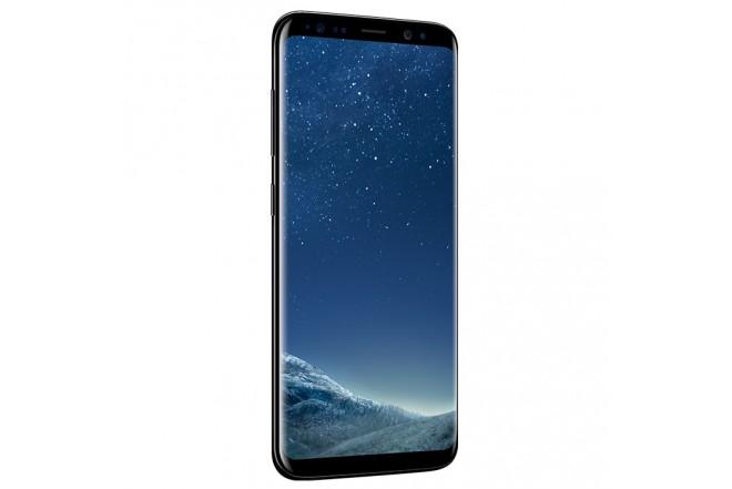 Celular libre SAMSUNG Galaxy S8 DS 4G Negro