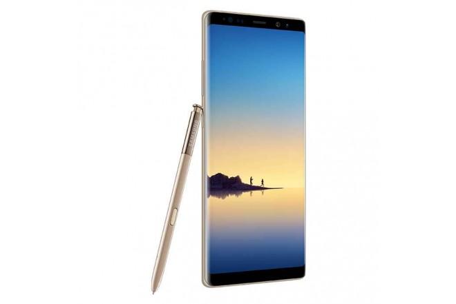 Celular Libre SAMSUNG Galaxy Note 8 DS Dorado 4G