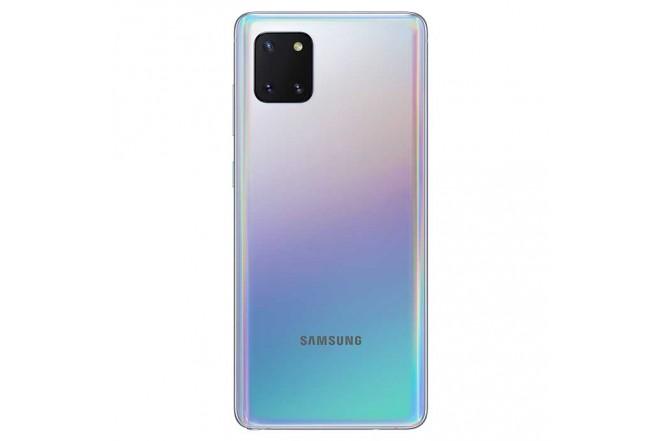 Celular SAMSUNG Galaxy Note 10 Lite 128GB Plateado7